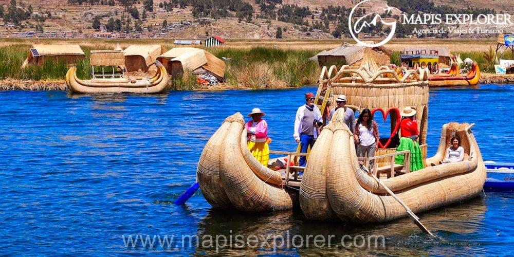 Tour Lago Titicaca 2 dias 1 noche / Tour Uros y Amantani / Tour en Puno