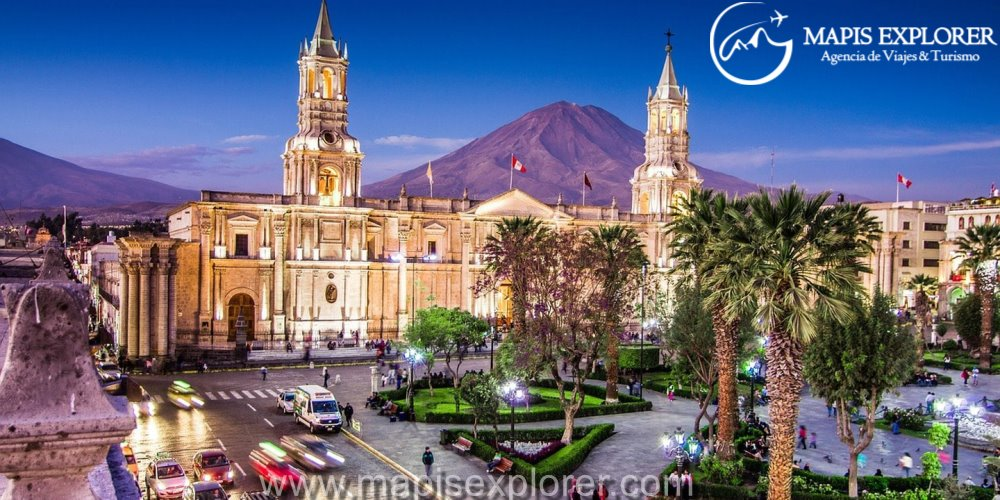 City Tour Arequipa | City Tour Arequipa Full Day | City Tour y Monasterio