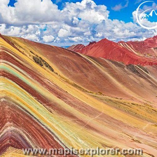 Rainbow Mountain Vinincunca