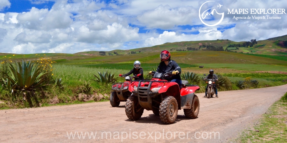 Cuatrimotos valle sagrado | Maras Moray | ATVs maras Moray, Cusco